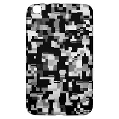 Noise Texture Graphics Generated Samsung Galaxy Tab 3 (8 ) T3100 Hardshell Case