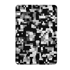 Noise Texture Graphics Generated Samsung Galaxy Tab 2 (10.1 ) P5100 Hardshell Case