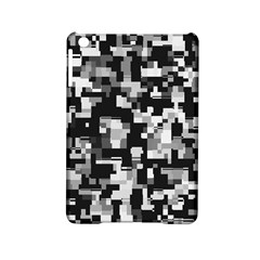 Noise Texture Graphics Generated iPad Mini 2 Hardshell Cases