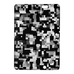 Noise Texture Graphics Generated Kindle Fire HDX 8.9  Hardshell Case