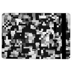 Noise Texture Graphics Generated iPad Air 2 Flip