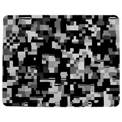 Noise Texture Graphics Generated Jigsaw Puzzle Photo Stand (Rectangular)