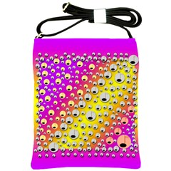 Happy And Merry Music Shoulder Sling Bags