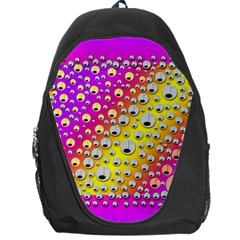 Happy And Merry Music Backpack Bag