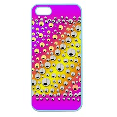 Happy And Merry Music Apple Seamless iPhone 5 Case (Color)