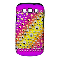 Happy And Merry Music Samsung Galaxy S Iii Classic Hardshell Case (pc+silicone)