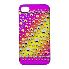 Happy And Merry Music Apple iPhone 4/4S Hardshell Case with Stand
