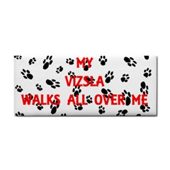 My Vizsla Walks On Me  Cosmetic Storage Cases