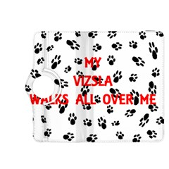 My Vizsla Walks On Me  Kindle Fire HDX 8.9  Flip 360 Case
