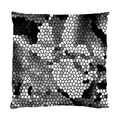 Mosaic Stones Glass Pattern Standard Cushion Case (Two Sides)