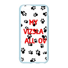 My Vizsla Walks On Me  Apple Seamless iPhone 6/6S Case (Color)