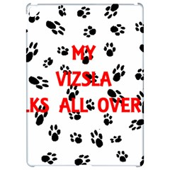 My Vizsla Walks On Me  Apple iPad Pro 12.9   Hardshell Case