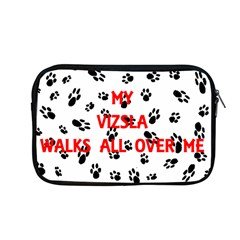 My Vizsla Walks On Me  Apple MacBook Pro 13  Zipper Case