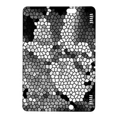 Mosaic Stones Glass Pattern Kindle Fire HDX 8.9  Hardshell Case