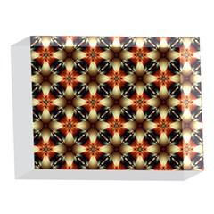 Kaleidoscope Image Background 5 x 7  Acrylic Photo Blocks