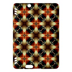 Kaleidoscope Image Background Kindle Fire HDX Hardshell Case