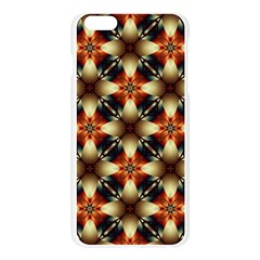 Kaleidoscope Image Background Apple Seamless iPhone 6 Plus/6S Plus Case (Transparent)