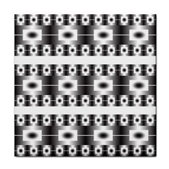Pattern Background Texture Black Face Towel