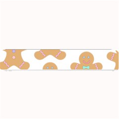 Pattern Christmas Biscuits Pastries Small Bar Mats