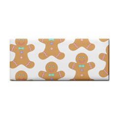 Pattern Christmas Biscuits Pastries Cosmetic Storage Cases