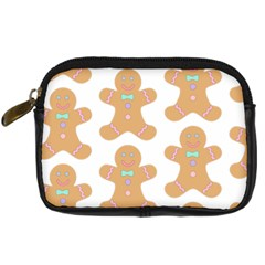 Pattern Christmas Biscuits Pastries Digital Camera Cases