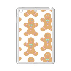 Pattern Christmas Biscuits Pastries iPad Mini 2 Enamel Coated Cases