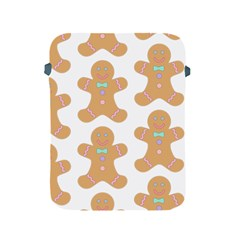 Pattern Christmas Biscuits Pastries Apple iPad 2/3/4 Protective Soft Cases