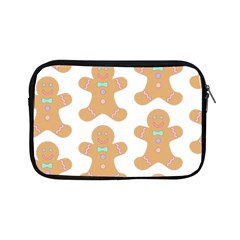 Pattern Christmas Biscuits Pastries Apple iPad Mini Zipper Cases