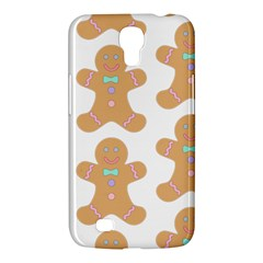 Pattern Christmas Biscuits Pastries Samsung Galaxy Mega 6.3  I9200 Hardshell Case