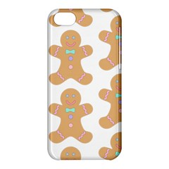 Pattern Christmas Biscuits Pastries Apple iPhone 5C Hardshell Case