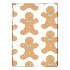 Pattern Christmas Biscuits Pastries iPad Air Hardshell Cases