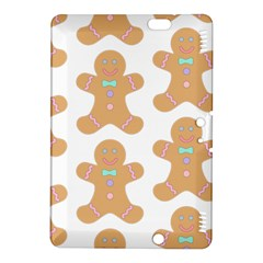 Pattern Christmas Biscuits Pastries Kindle Fire HDX 8.9  Hardshell Case