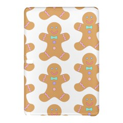 Pattern Christmas Biscuits Pastries Samsung Galaxy Tab Pro 10.1 Hardshell Case