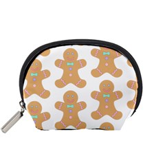 Pattern Christmas Biscuits Pastries Accessory Pouches (Small)