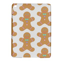Pattern Christmas Biscuits Pastries iPad Air 2 Hardshell Cases