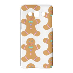 Pattern Christmas Biscuits Pastries Samsung Galaxy A5 Hardshell Case