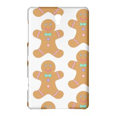 Pattern Christmas Biscuits Pastries Samsung Galaxy Tab S (8.4 ) Hardshell Case