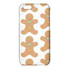 Pattern Christmas Biscuits Pastries iPhone 6/6S TPU Case