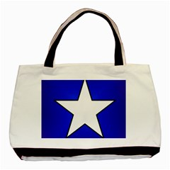 Star Background Tile Symbol Logo Basic Tote Bag