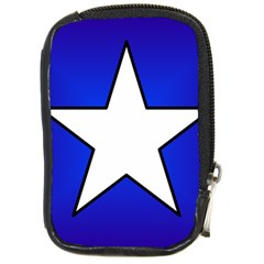 Star Background Tile Symbol Logo Compact Camera Cases