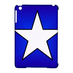 Star Background Tile Symbol Logo Apple iPad Mini Hardshell Case (Compatible with Smart Cover)