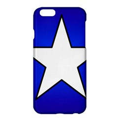 Star Background Tile Symbol Logo Apple iPhone 6 Plus/6S Plus Hardshell Case