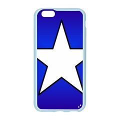 Star Background Tile Symbol Logo Apple Seamless iPhone 6/6S Case (Color)