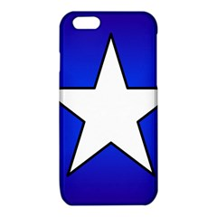 Star Background Tile Symbol Logo iPhone 6/6S TPU Case