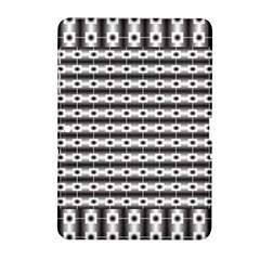 Pattern Background Texture Black Samsung Galaxy Tab 2 (10.1 ) P5100 Hardshell Case