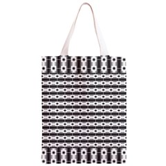 Pattern Background Texture Black Classic Light Tote Bag