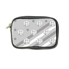 Stripes Pattern Background Design Coin Purse