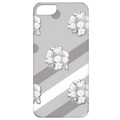 Stripes Pattern Background Design Apple iPhone 5 Classic Hardshell Case