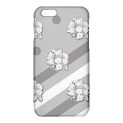 Stripes Pattern Background Design iPhone 6/6S TPU Case