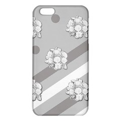 Stripes Pattern Background Design iPhone 6 Plus/6S Plus TPU Case